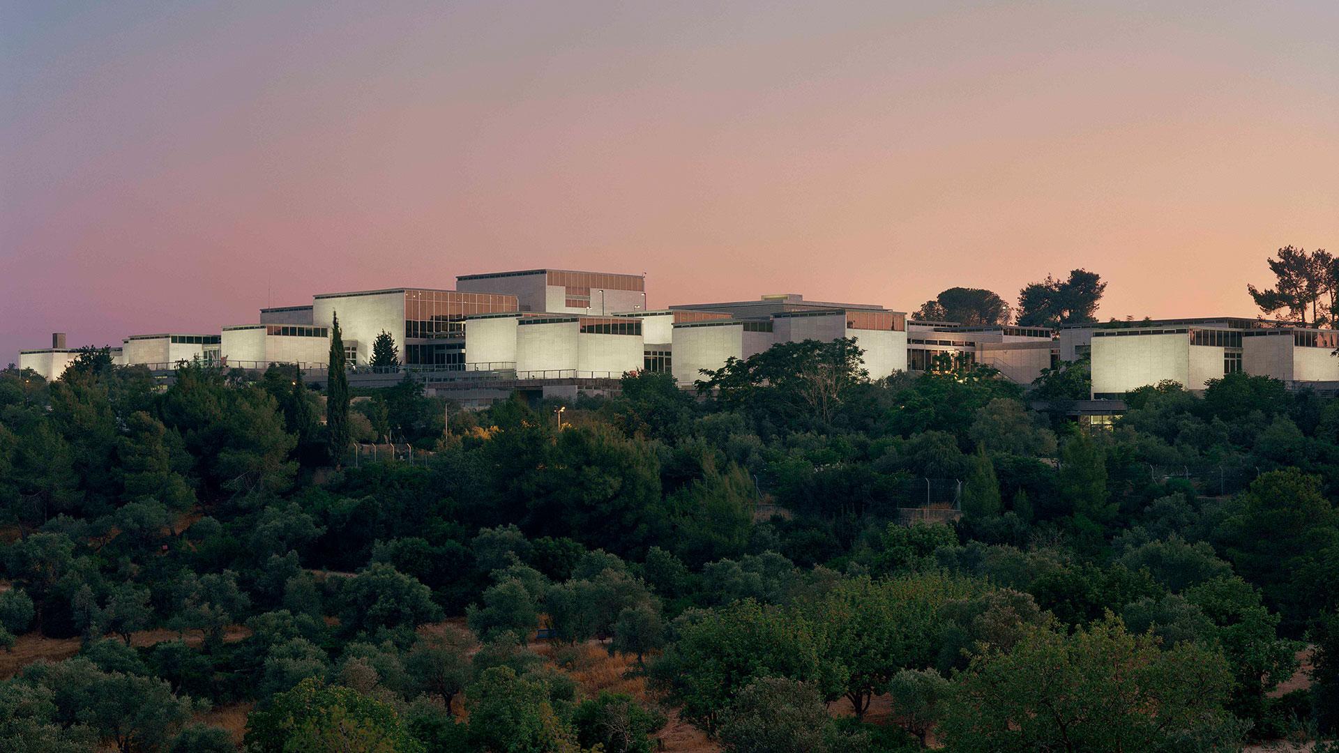 耶路撒冷以色列博物馆