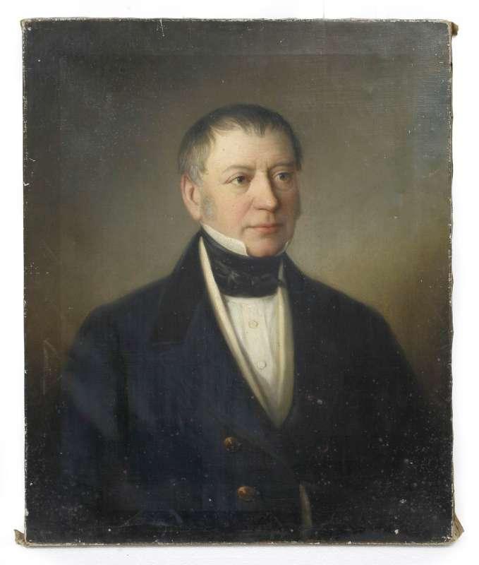 דיוקן סלומון פון רוטשילד