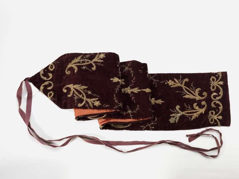 Torah binder (<i>faša</i>)