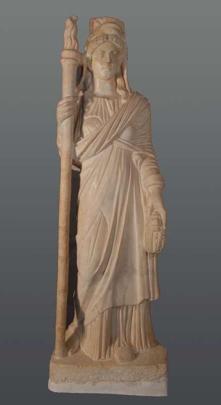 פסל קורה פרספונה