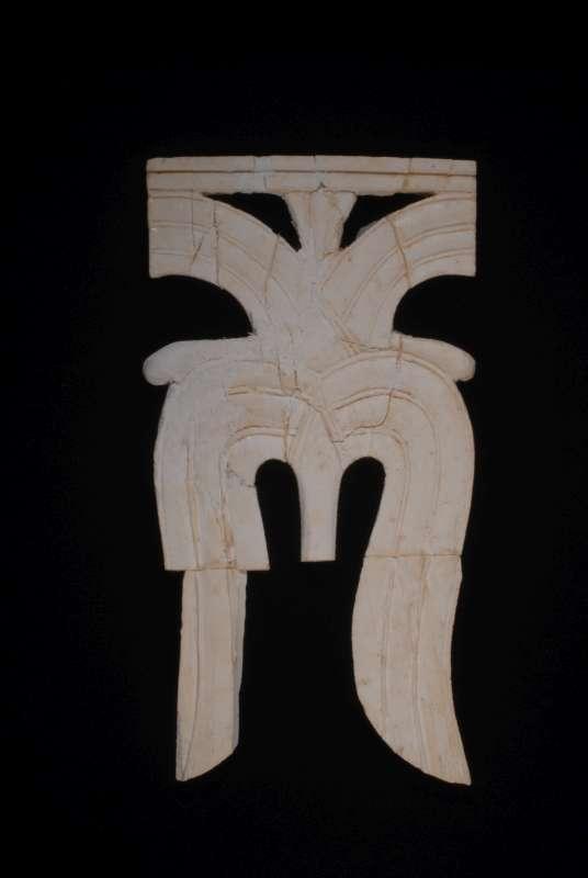 Furniture inlay: sacred tree