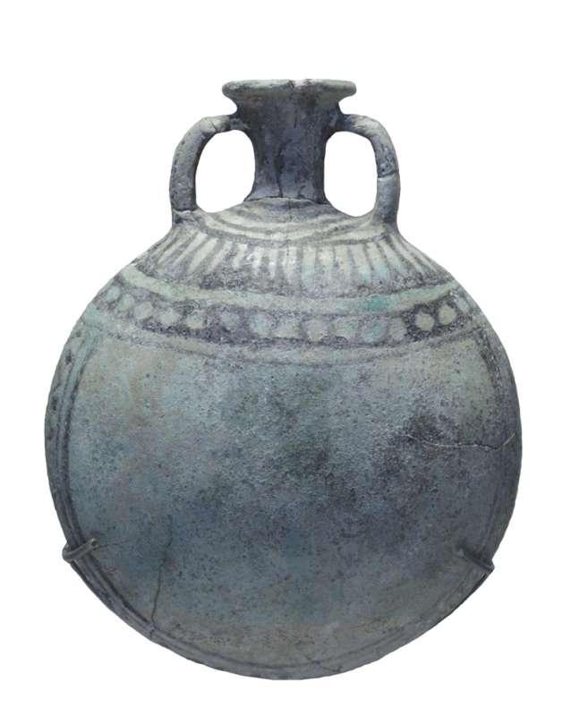 Egyptian pilgrim flask