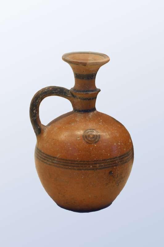 Fine pottery juglet