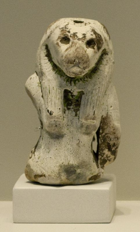 Figurine of the Egyptian goddess Sekhmet