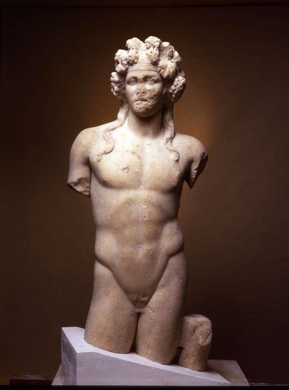 Statue of Dionysus