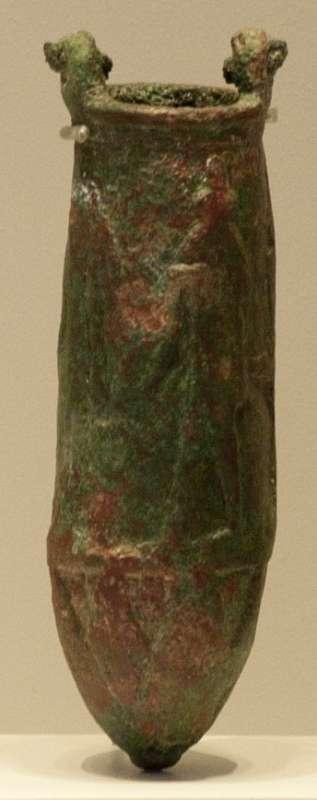 סיטולה, שימשה בטקסים דתיים