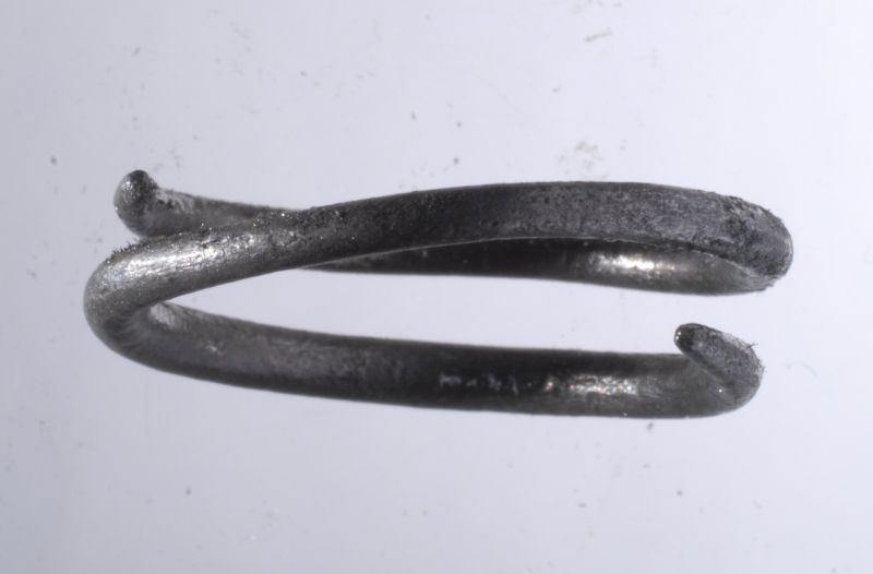 Ring from silver hoard