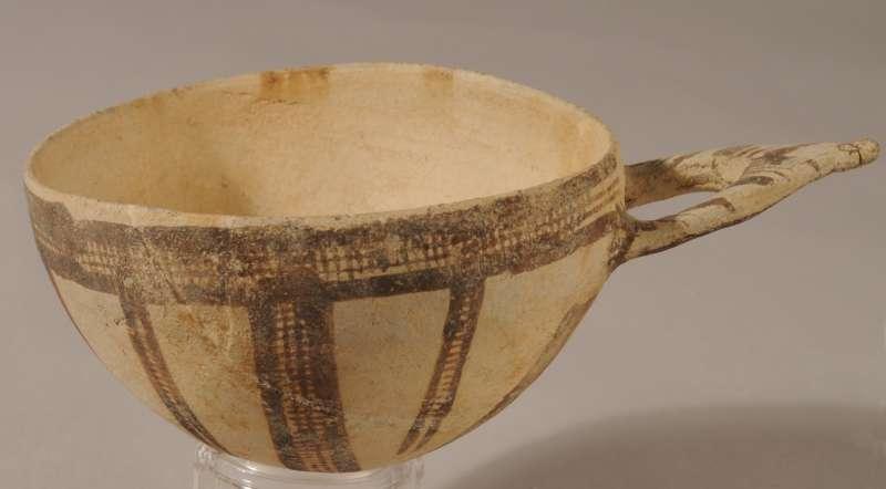 Cypriot milk bowl