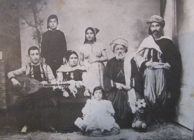 The Ghrenassia family