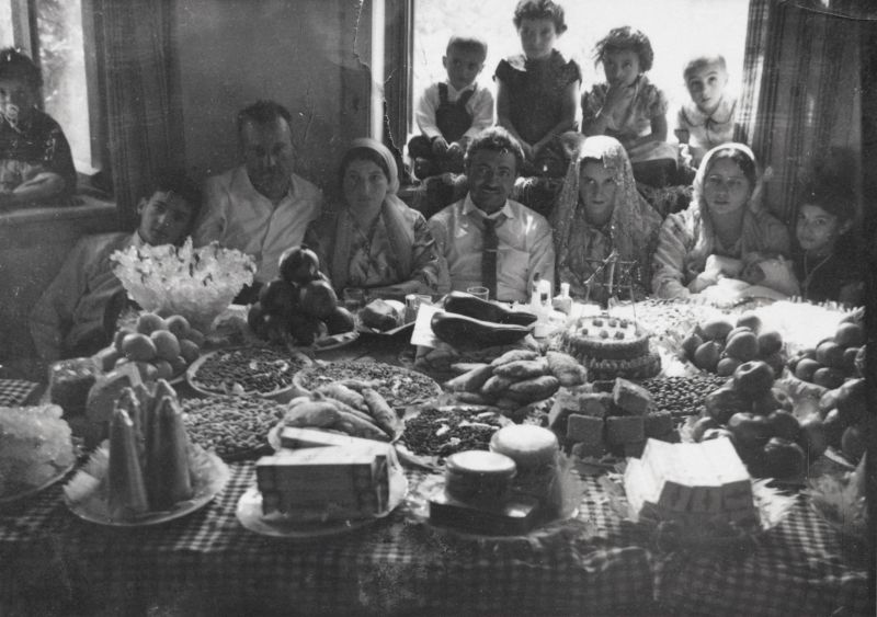 Betrothal feast