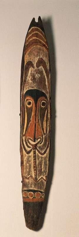 Ancestor spirit board (<i>gope</i>)