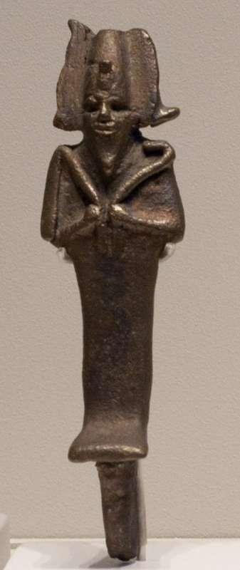 פסלון אלוהות מצרית
