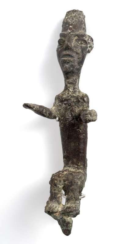 Figurine of a god