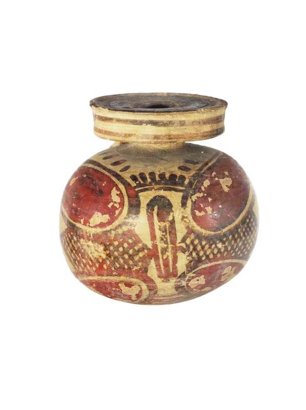 אריבלוס (בקבוקון לשמן או לבושם) כדורי