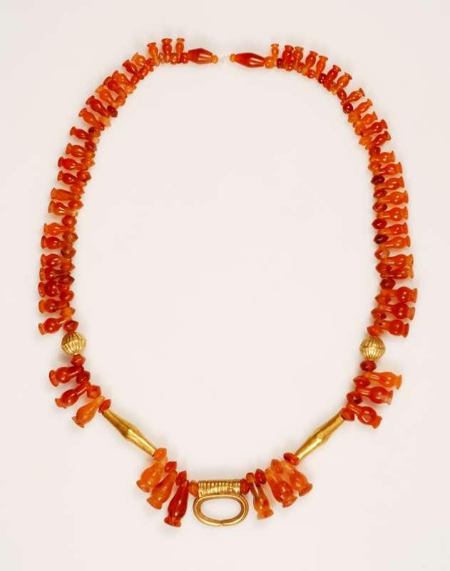 Necklace, restrung