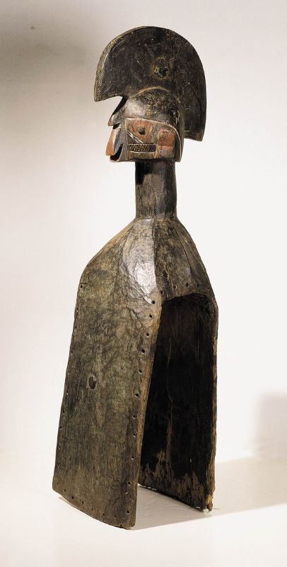 Ceremonial rain-making shoulder mask  (<i>sukwava</i>)