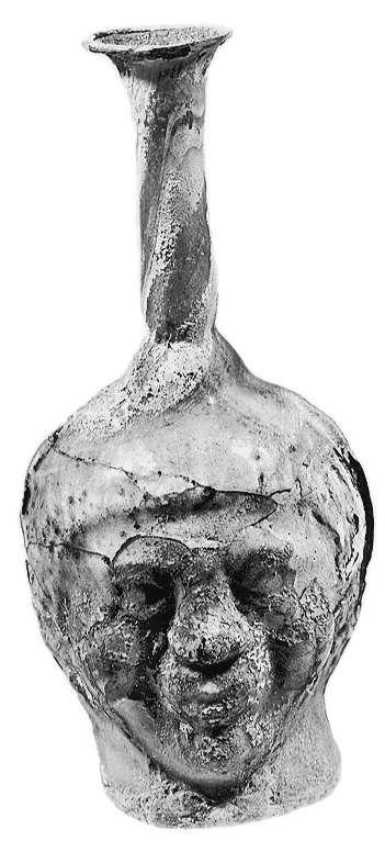 Double head flask