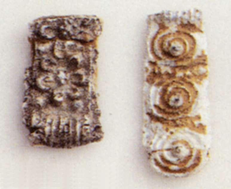 Mycenaean-style ornaments