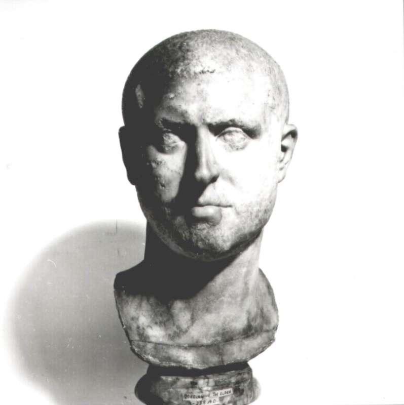 דיוקן הקיסר הרומי גורדיאנוס הב'