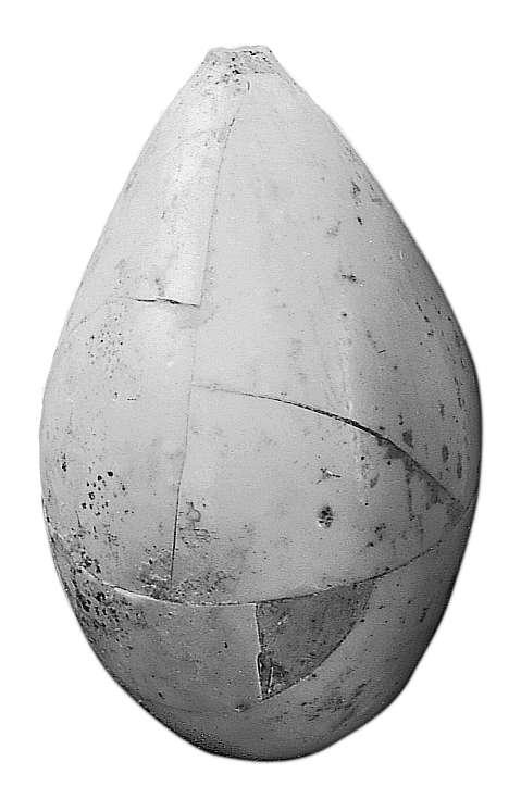 כלי דמוי ביצה