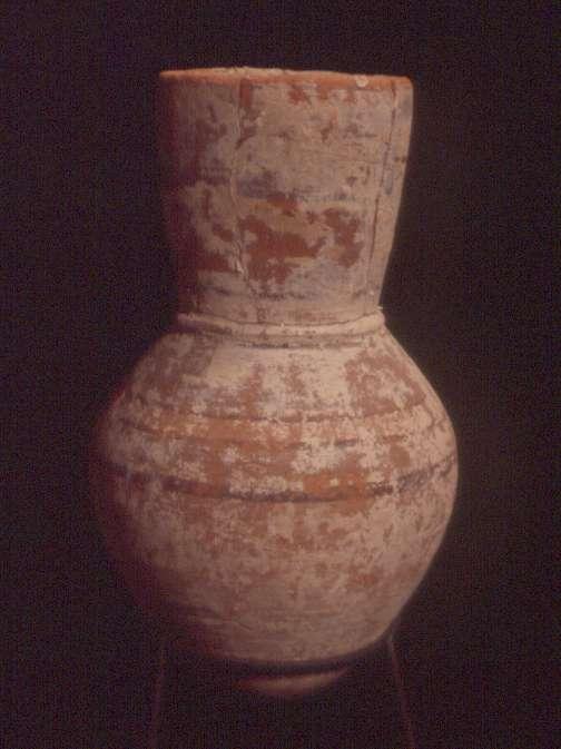 Egyptian-style high-necked jug