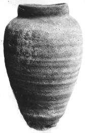 Egyptian-style beer jug