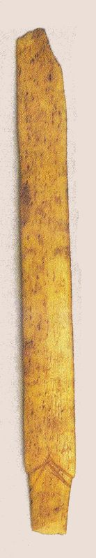 Broken spatula