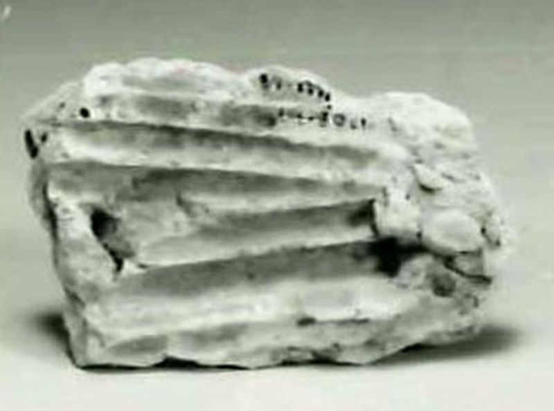 Statue fragment