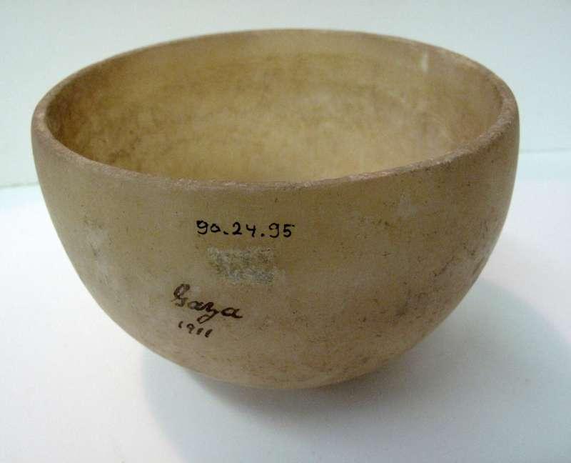 Egyptian imitation of a Cypriot milk bowl