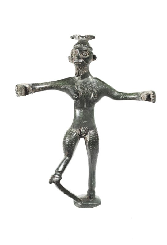 Statuette of Pan