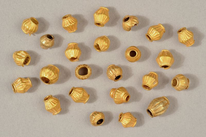 Egyptian-style beads