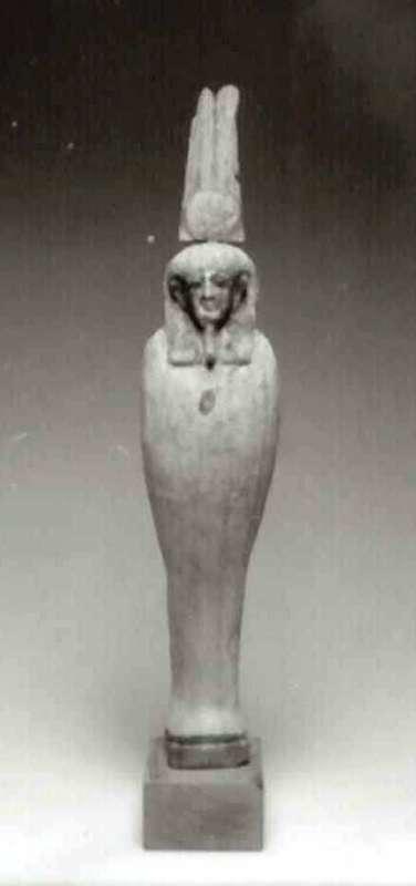 צלמית האל פתח-סוכר-אוזיריס, סמל התחייה