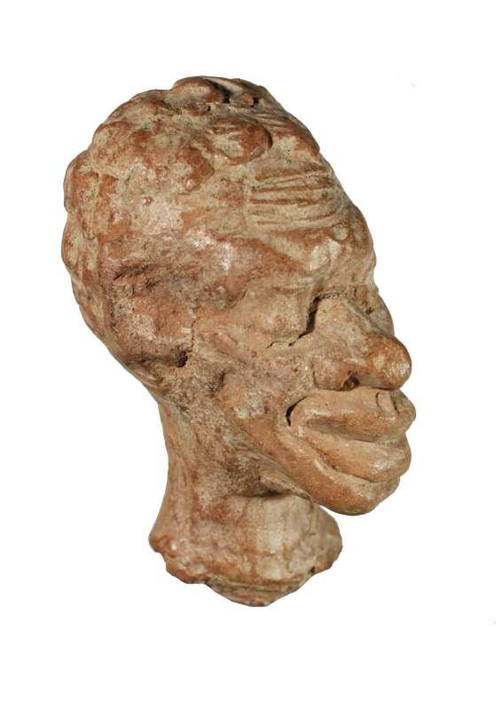 Grotesque head
