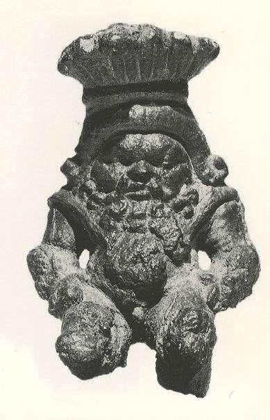 צלמית בדמות האל בֶּס