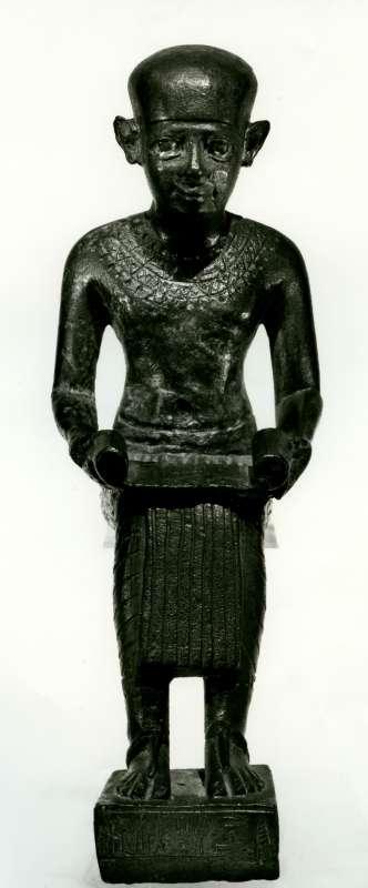 פסלון בדמותו של אִמחוֹתֶפּ