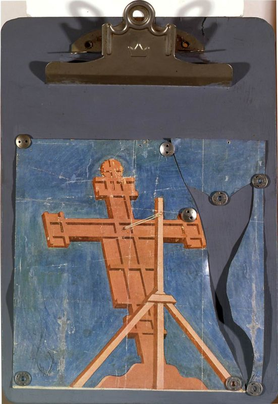 Cross (After Giotto)