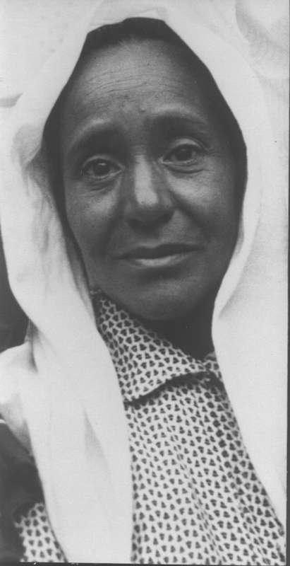 Yemenite woman