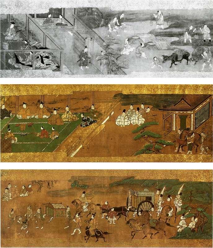 Genji Monogatari (The Tales of Prince Genji)