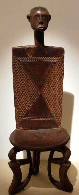 כיסא של ראש שבט