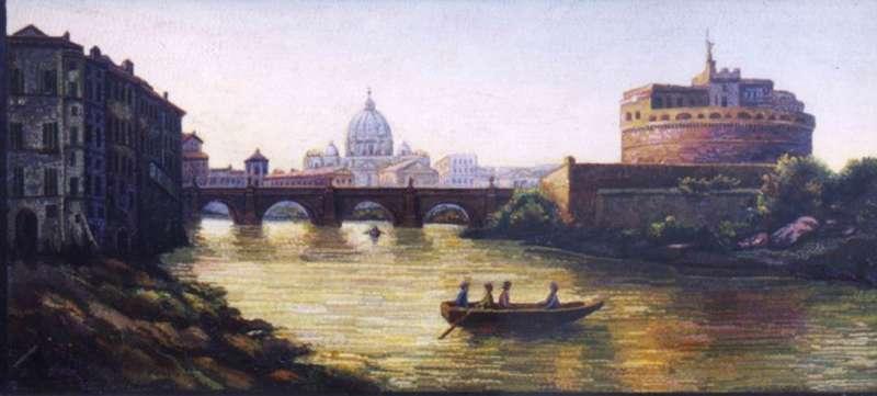 נוף רומא