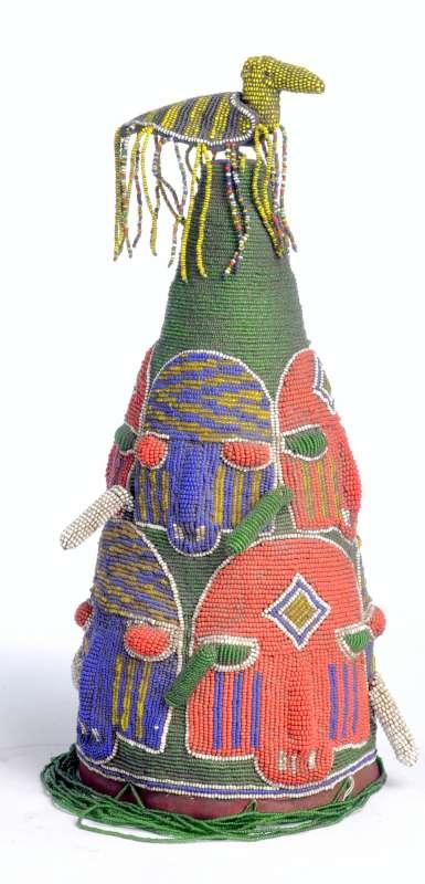 Ceremonial crown (<i>adenla</i>)