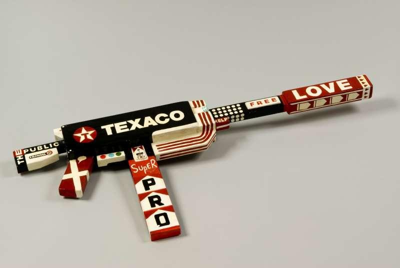 Gun (Texaco)