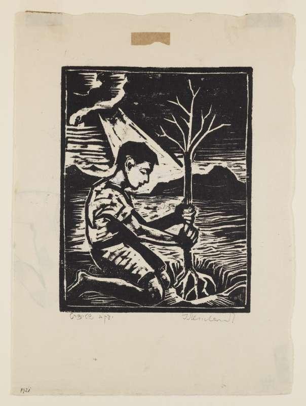 נטיעת עץ (לוח שנה לנוער של הסוכנות היהודית)