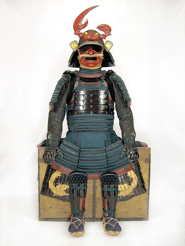 Samurai suit of armor