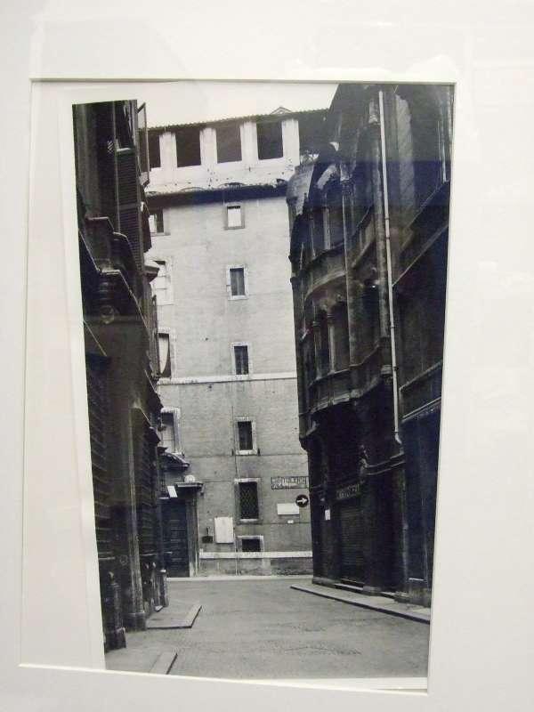 Via Alessandro Specci, Rome, 1984
