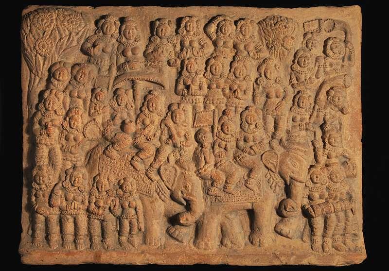 Yakshi Celebratory Procession
