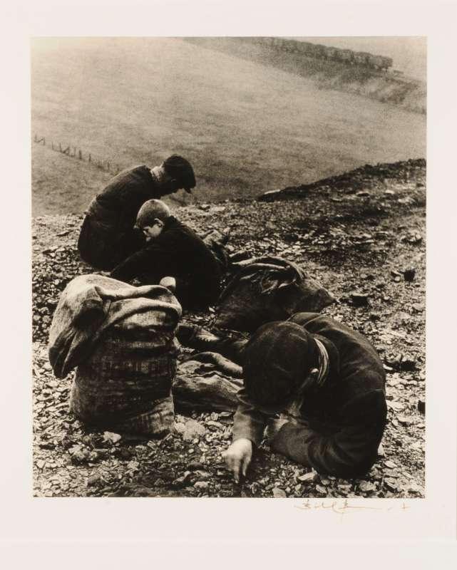 Coal Searchers near Heworth