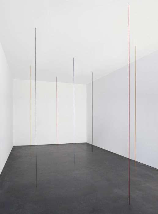 Untitled (Sculptural Study, Seven-part Construction)