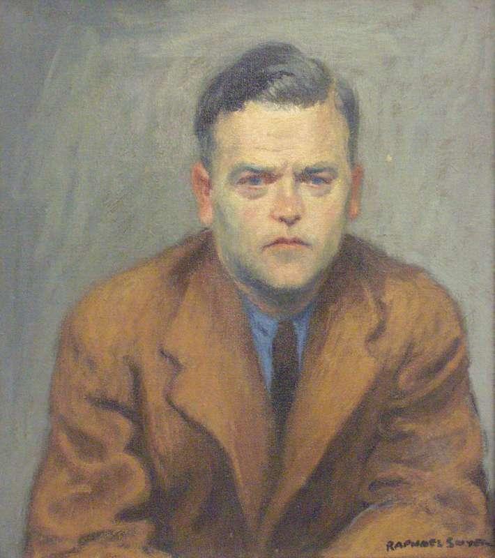 Portrait of Saul Schary