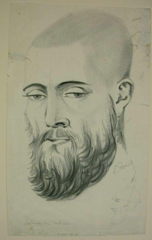 סלומון בן סקרר, יהודי, נולד באלג'יר